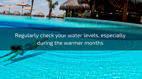 water levels pool troubleshooting pools guide 25 most common pool water problems ultimate how to step by step