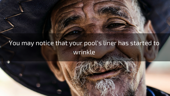 wrinkles in vinyl pool liner troubleshooting pools guide 25 most common pool water problems ultimate how to step by step