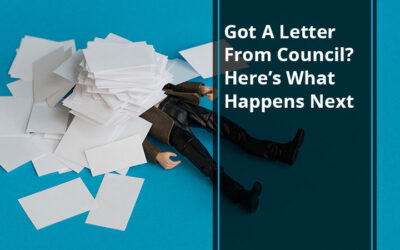 Got A Letter From Council? Here's What Happens Next