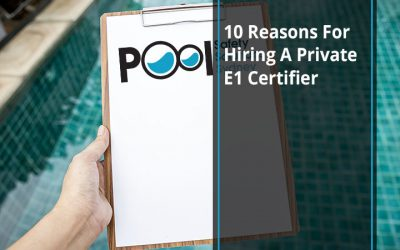 10 Reasons For Hiring A Private E1 Certifier